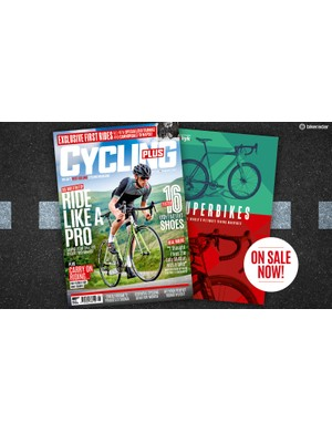 The August edition of Cycling Plus is out now!