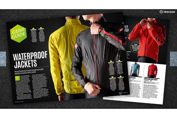 The rain is here - which jacket will keep you driest?