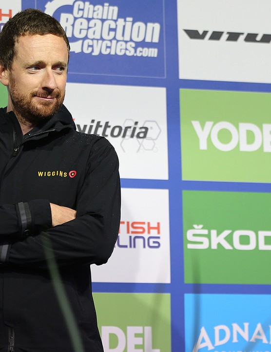 Sir Bradley Wiggins' influence is omnipotent