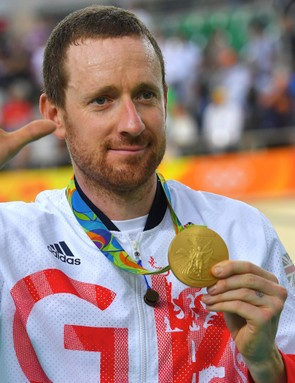 Wiggo claimed his fifth Olympic Gold in Rio