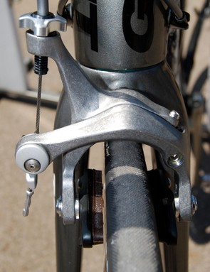 Shimano has apparently cut the forging dies for the new brakes; previous prototypes were machined.