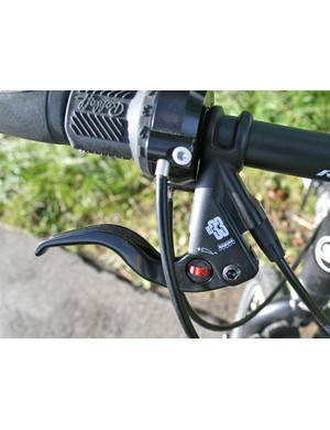 Magura's hydraulic rim brakes offer superb performance and are great for Europe and the States