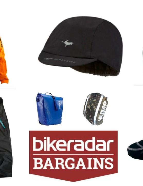 BikeRadar Bargains: Wet weather kit for summer showers