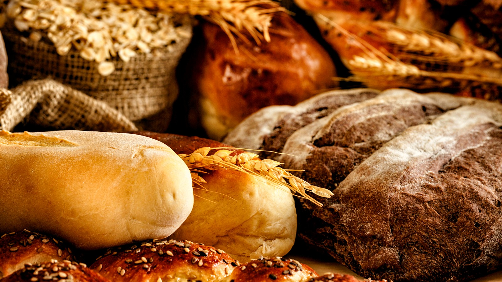 Choose wholegrain over white bread for its nutritional value