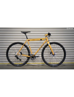 Breadwinner's B Road is available with drop or flat bars