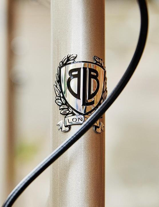The BLB crest