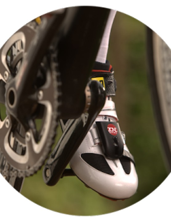 The final power meter was expected to look a lot like this