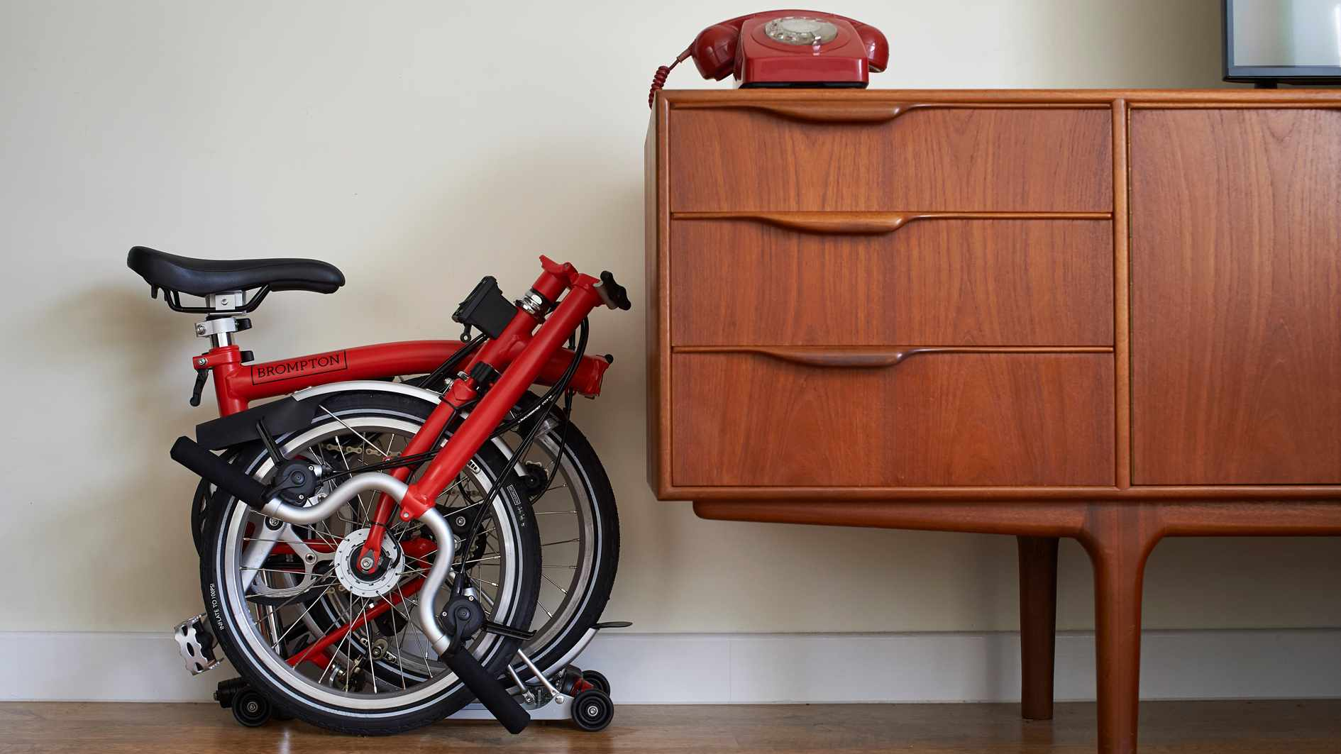 Brompton's folders will be available in Halfords, Tredz and Cycle Republic stores from November