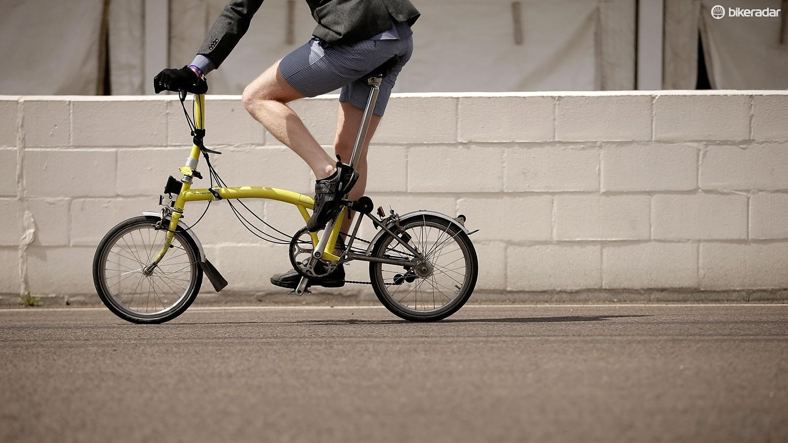 Folding bikes are a strong choice for those short on space, at home or work