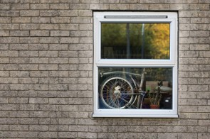 Thieves love folding bikes, so hide them out of sight if you can