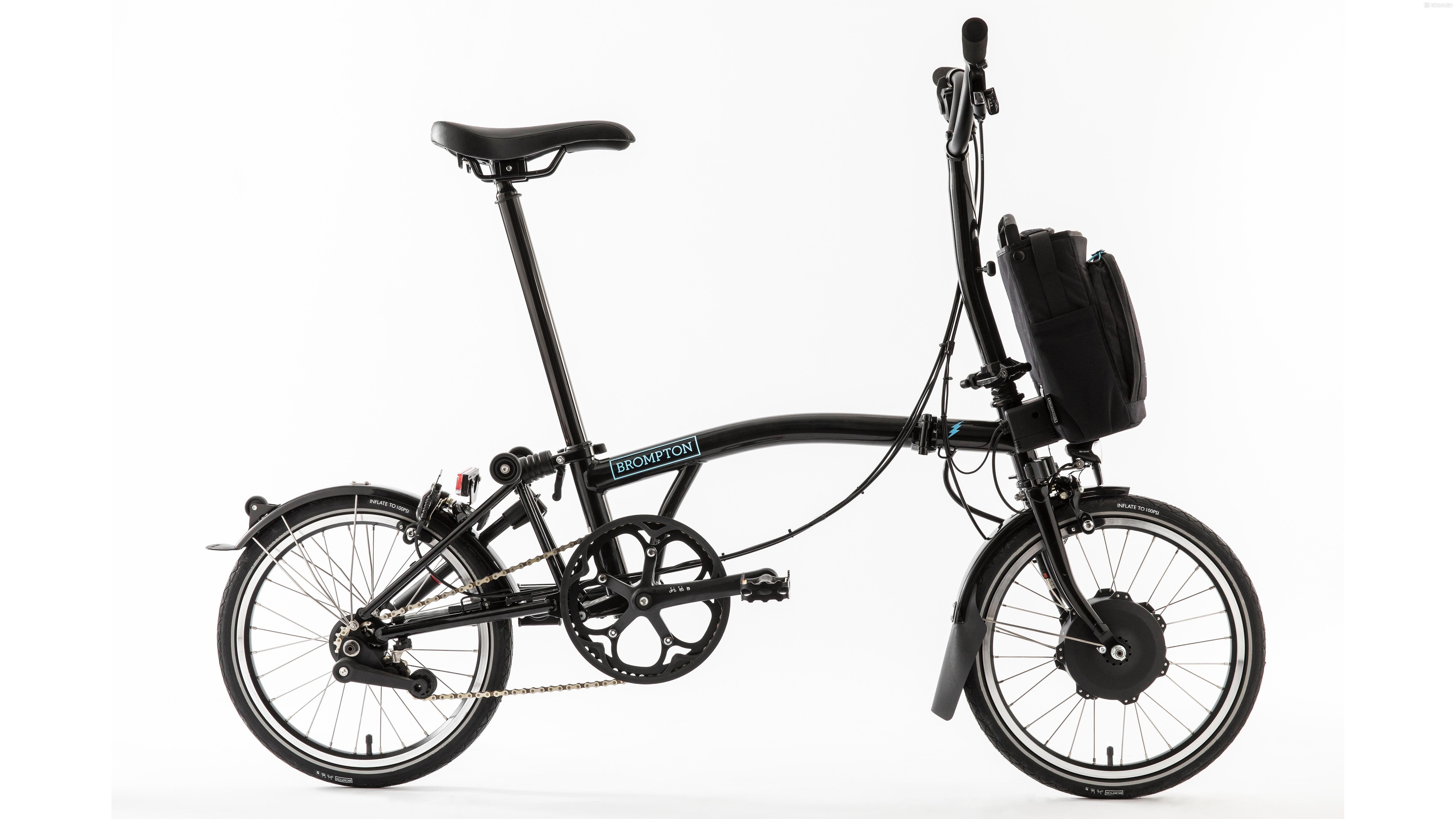 Brompton Powers Up Its Folder With New Brompton Electric