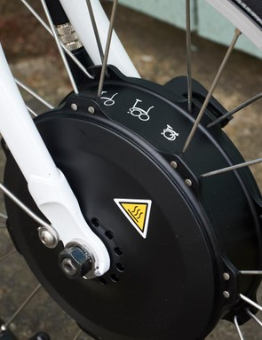 Brompton worked together with the likes of Williams to create a motor unit that fitted all of its requirements