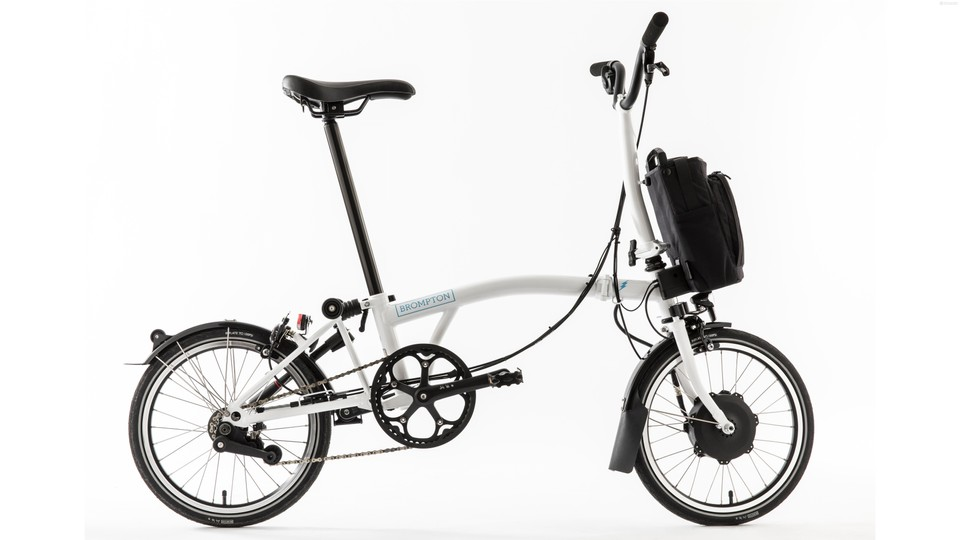 4a92d6e3825 Brompton powers up its folder with new Brompton Electric - BikeRadar