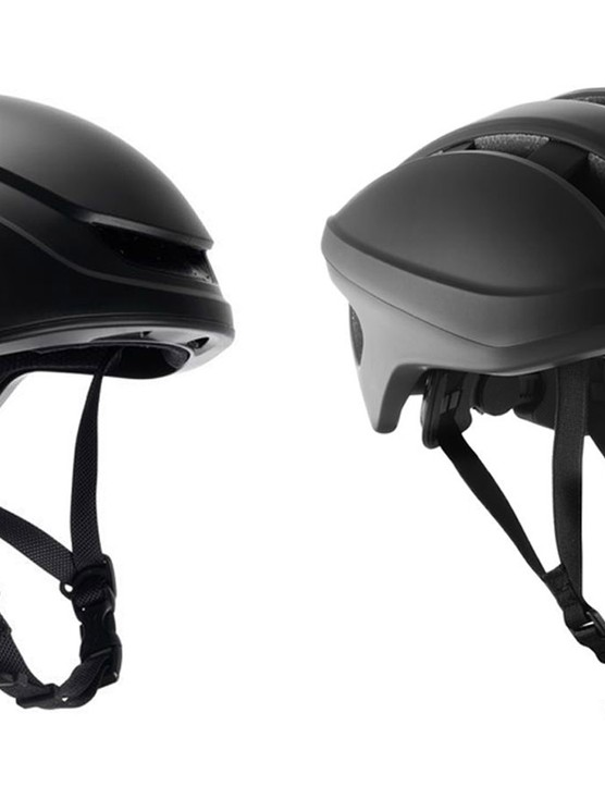 Brooks has announced the first two helmets in its new range of lids