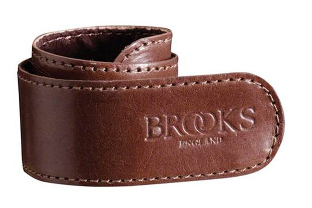 This £30 leather trouser strap may be the most Brooks thing Brooks has ever produced