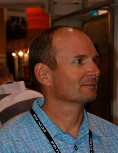 Bruce Hildenbrand, BikeRadar contributor.