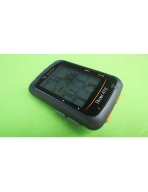 The 410 is the most cost effectibve of Bryton's new GPS offerings