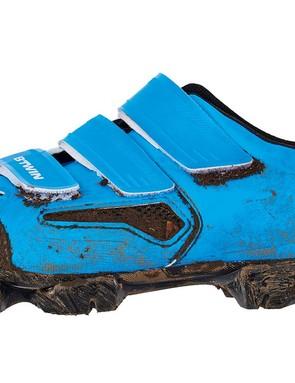 B'Twin's 500 MTB shoe