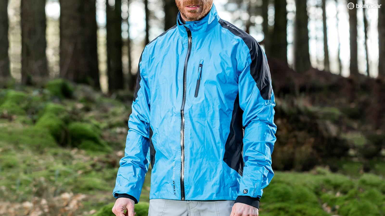 B'Twin's 700 Membrane jacket is another superb value bit of kit from retailer Decathlon