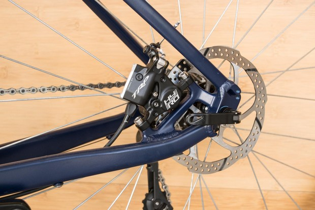 TRP Hy/Rds offer the self-adjustment of hydraulics, but work with standard brake levers