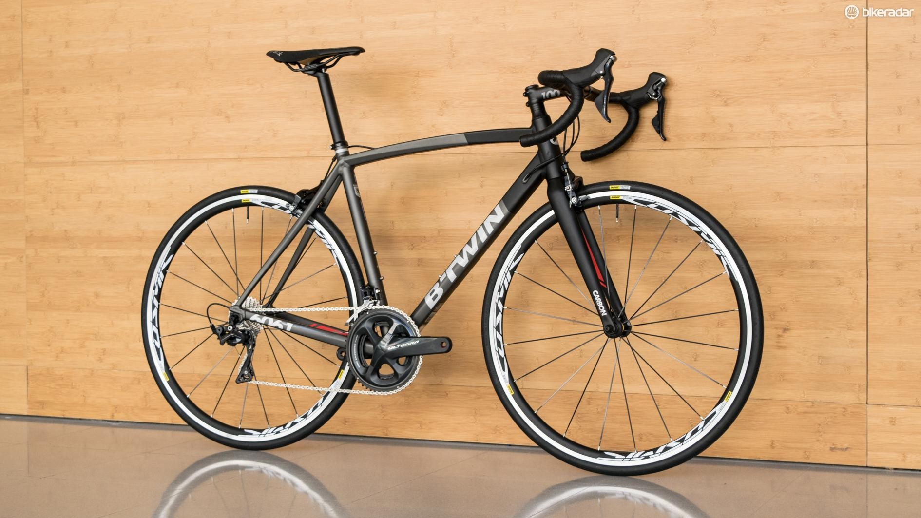The latest version of the Ultra 920 AF alloy racer costs a bit more, but offers a very appealing spec
