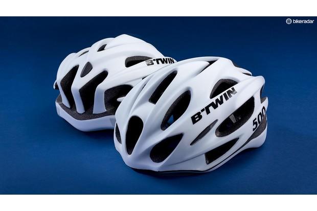 B'Twin RoadR 500 Helmet