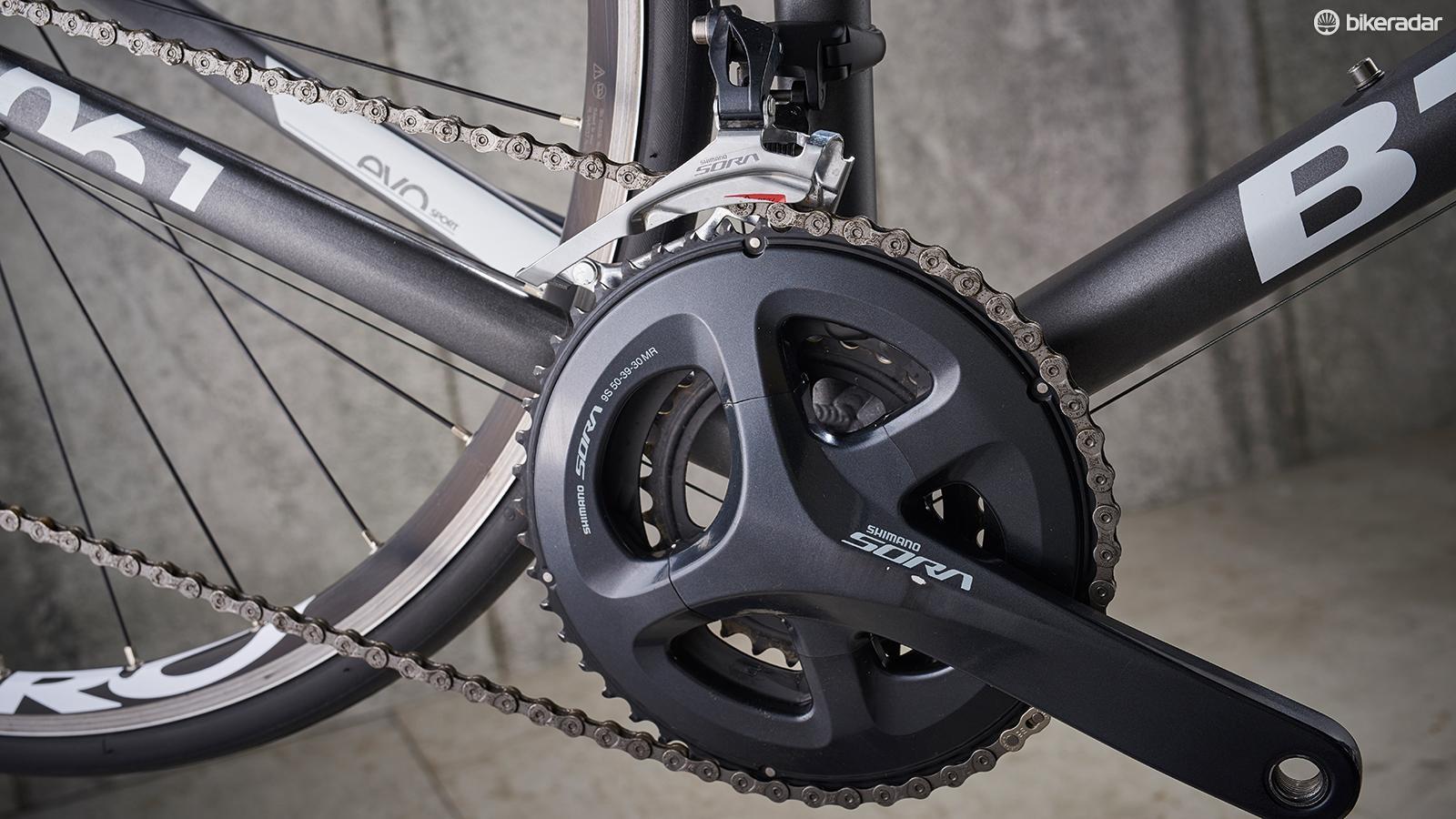 B'Twin Triban 520 review - BikeRadar