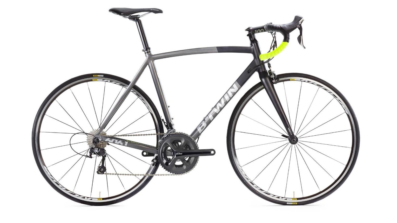 B'Twin's alloy bikes offer huge value for money