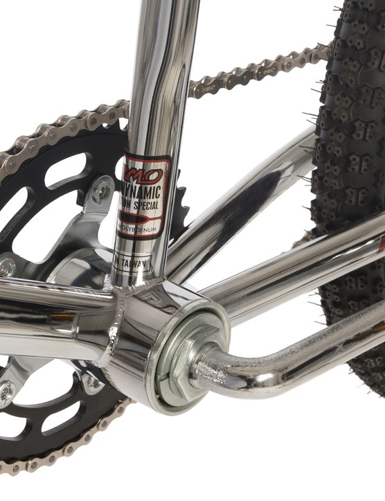One-piece cranks? But of course
