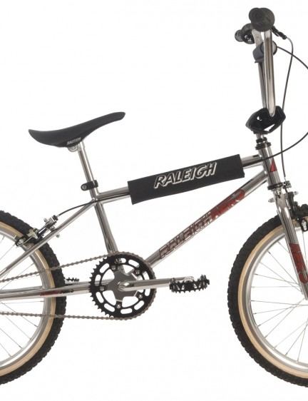 The Raleigh Aero Pro Burner will party like it's 1983