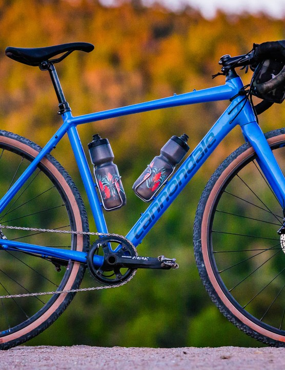 The Topstone is Cannondale's all-new and affordable gravel wagon