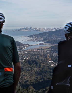 I tested the new kit on the trails around Mount Tamalpais, around an hour north of San Francisco in California