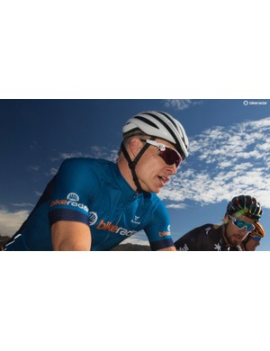 Oakley Jawbreaker Prizm Road sunglasses have great optics and built-in dummy protection, for those of us who drop our glasses from time to time