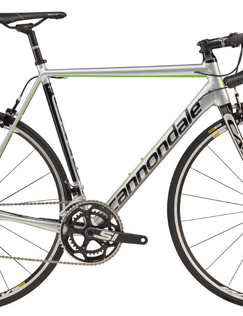 The Cannondale CAAD12 is an example of just how good alloy bikes can be
