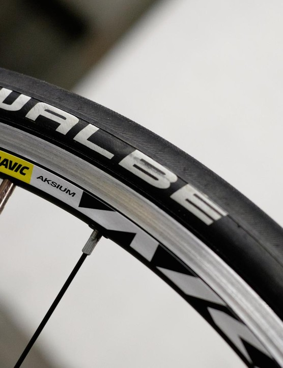 The Schwalbe Luganos are adequate but middling performers