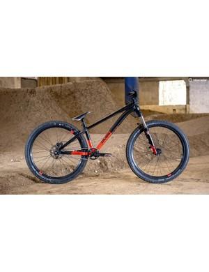 Calibre's Astronut jump bike