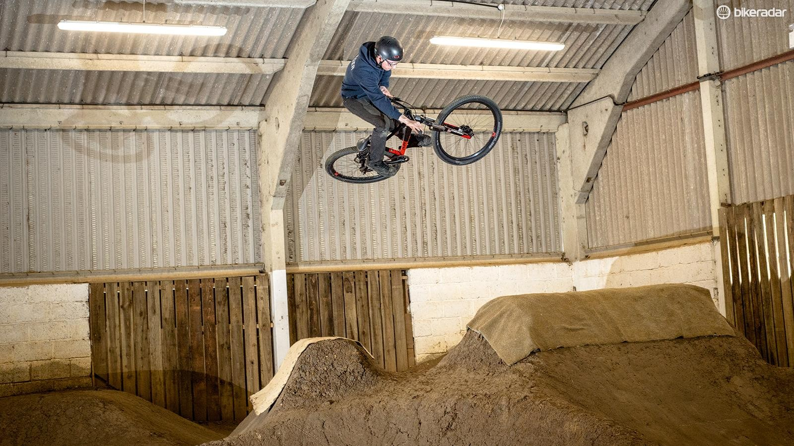 The Astronut is a well-sorted dirt jump bike for the money