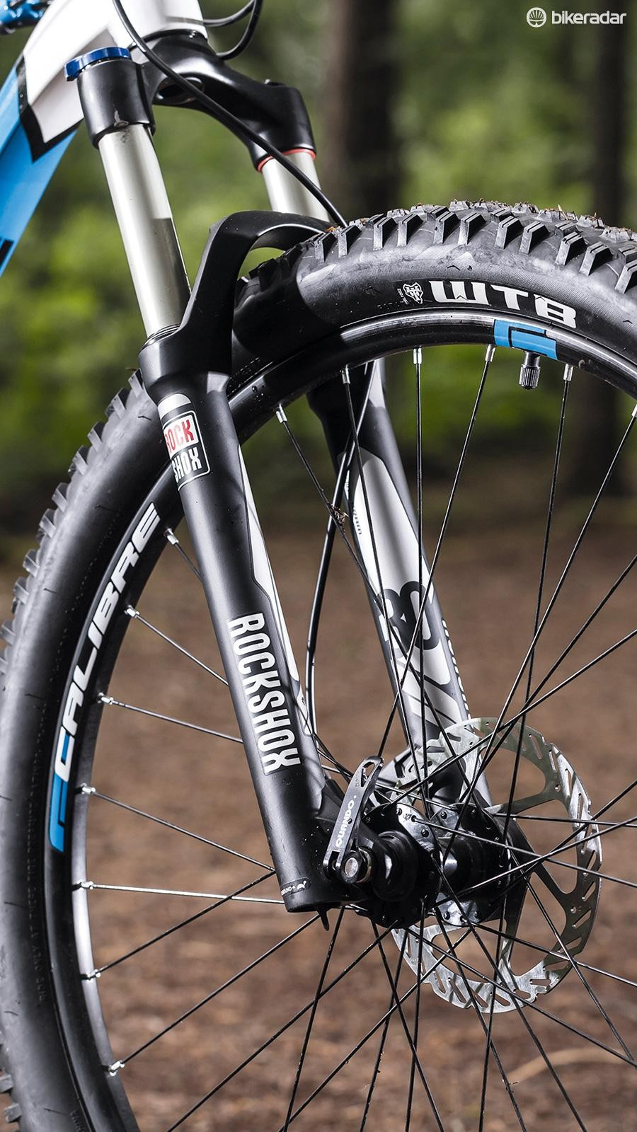 Calibre Gauntlet review - BikeRadar