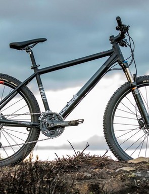 Calibre's Two Cubed is one hell of a bike for the price