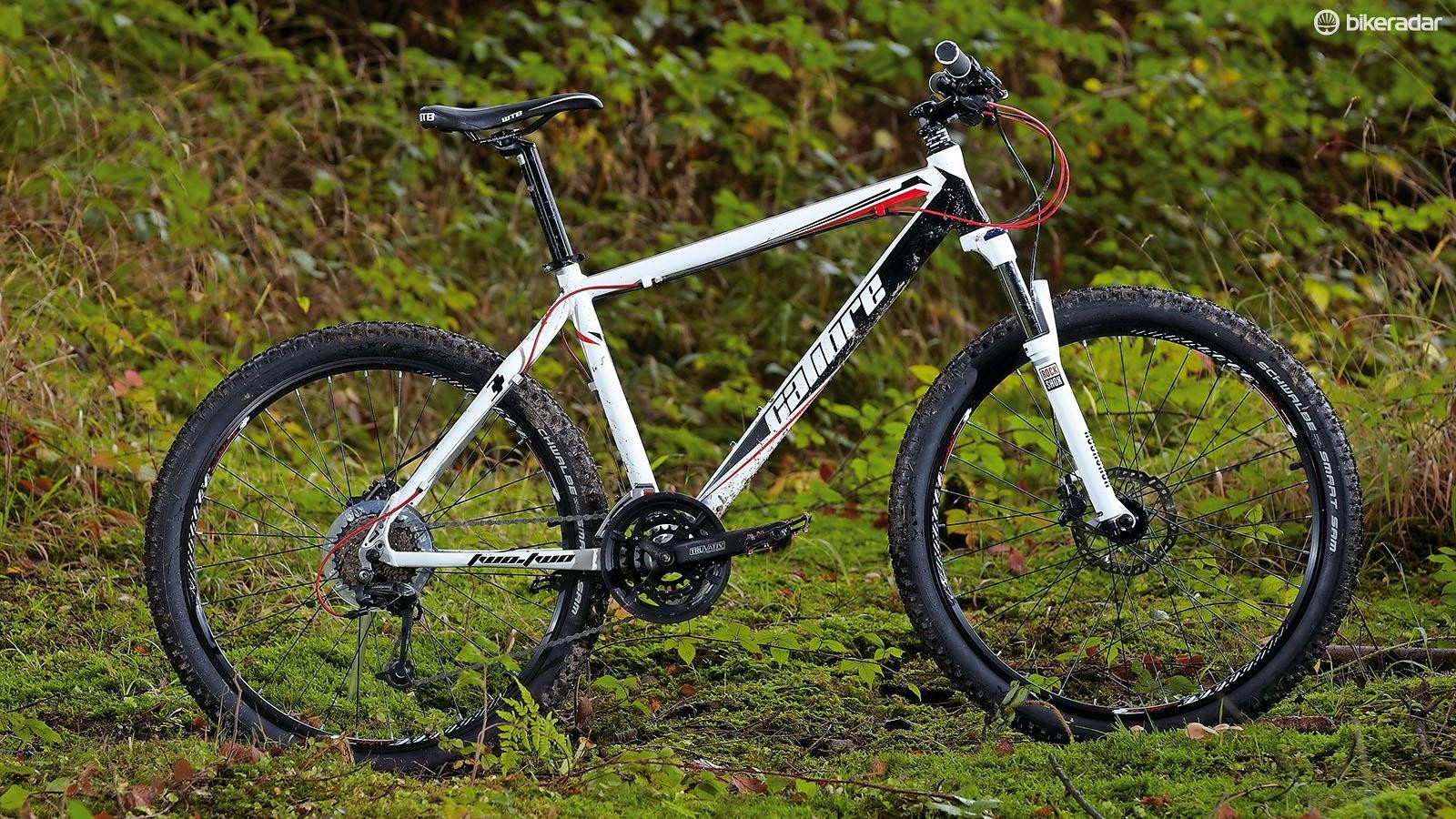 Mountain bikes are great for those that plan on tackling rough terrain