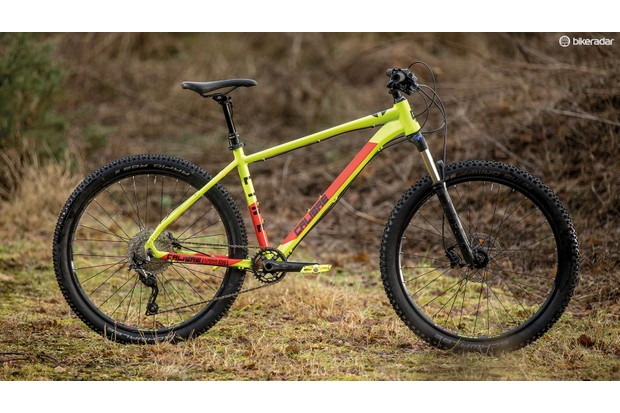 The Calibre Line 10 is one of our top-picks for an affordable hardtail