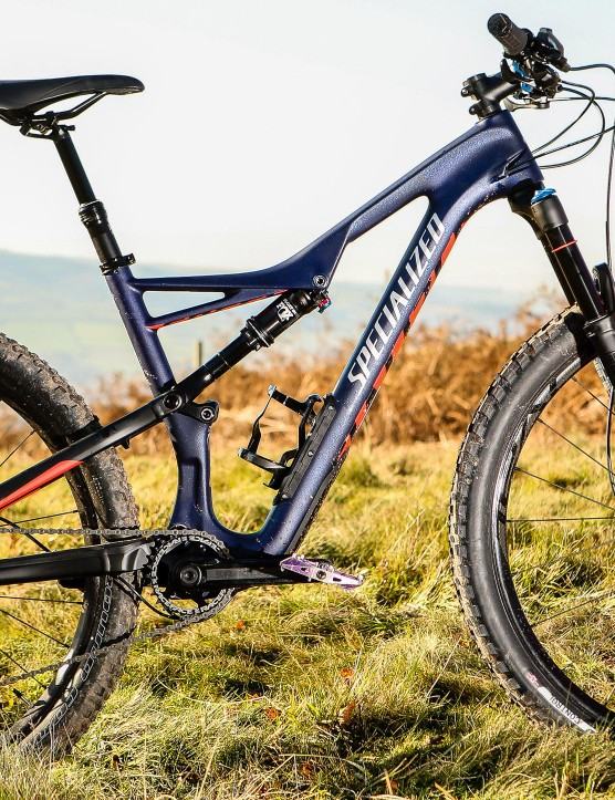 The new Specialized Women's Camber Comp Carbon