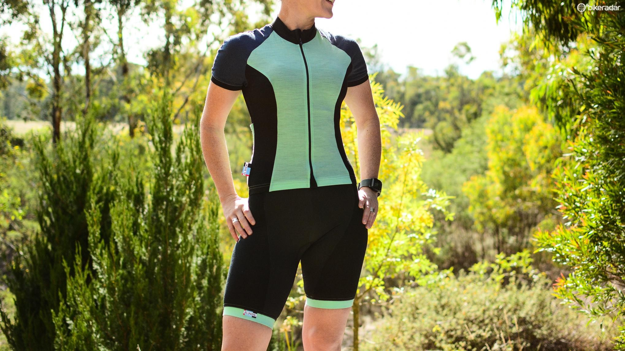 657181ee36d Eleven Velo offers fully customisable merino cycling kit