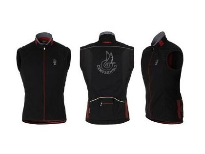 Campagnolo Clothing Racing Wind Light Txn Waistcoat