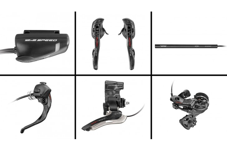Campagnolo Super Record EPS is the most expensive groupset available of all three major brands, something that's likely to scare most riders away