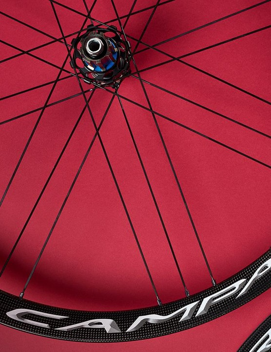 Campagnolo Bora One 35 DB wheels