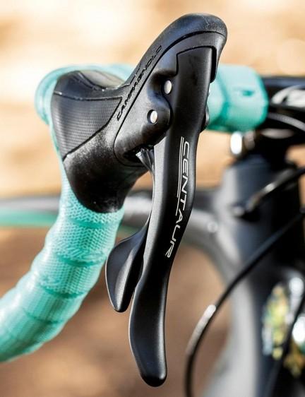 New dual pivot brakes on the Centaur