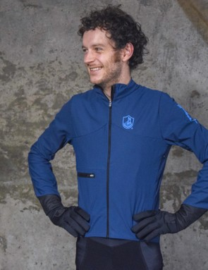 Campagnolo's winter riding kit is simple but feature-packed