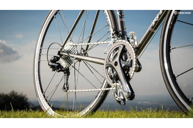 Campagnolo Potenza is the Italian brand's latest groupset