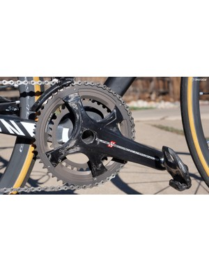 Campagnolo Super Record cranksets are rideable works of art